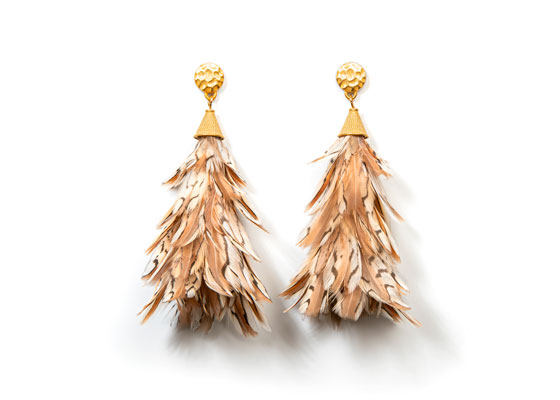 Sterling Silver Charlestown Gate Earrings from Gold Creations